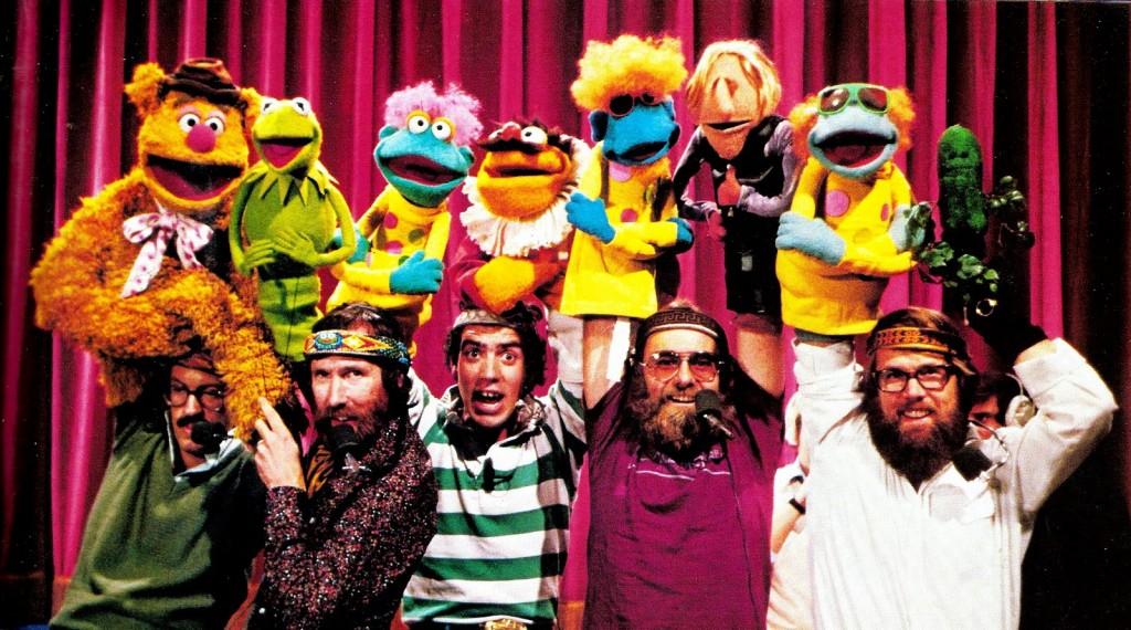 Sesame Street -Jim Henson Team
