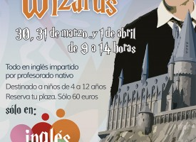 Campus de Semana Santa 2015 «Witches and wizards»