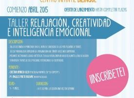 Taller de relajación, creatividad e inteligencia emocional (14-15)