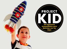 Cómo hacer un cohete espacial de juguete