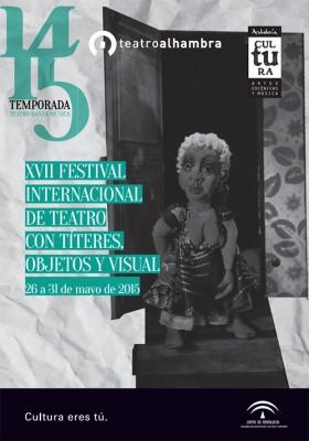 Festival de títeres teatro alhambra 2015