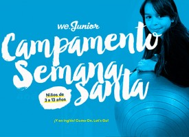 Campamento Semana Santa 2015 – We Junior