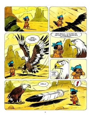 Comic yakari 2