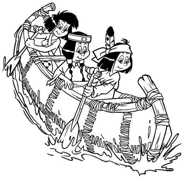 comic yakari 3  minigranada
