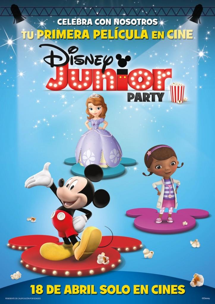 Disney Junior Party
