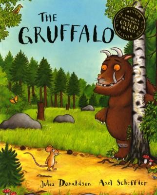 The Gruffalo de Julia Donaldson e ilustrado por Axel Scheffler