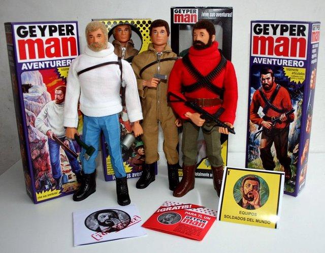 Geyper Man