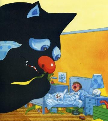 El monstruo que se comió la oscuridad - Editorial Bárbara Fiore