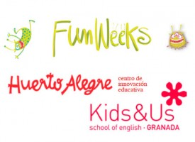 Fun Week de Kids&Us en el CAMP&NATURE de Huerto Alegre – 2015