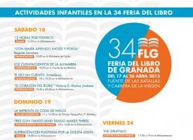 La Feria del Libro Infantil-Juvenil de Granada 2015