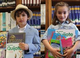 En el día del libro 2015 la Biblioteca del Salón premia a sus lectores infantiles