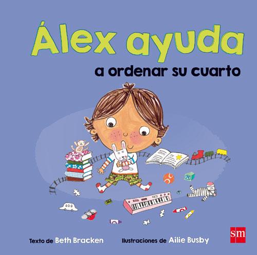 Álex Ayuda ordenar su cuarto