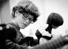 «La música y yo». Pepa Niebla