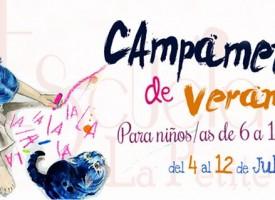 Campamentos de artes escénicas y aventura – 2015