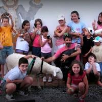 «Un verano muy espacial» en el Aula Rural Ciempiés – 2015