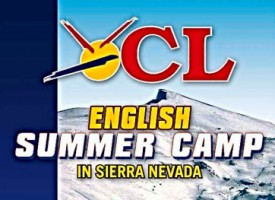English Summer Camp in Sierra Nevada 2015