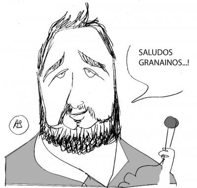 Miguel Ángel Alejo. Ilustración de Andrés Soria.