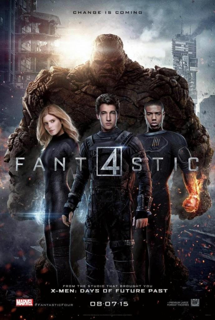 Cuatro Fantasticos