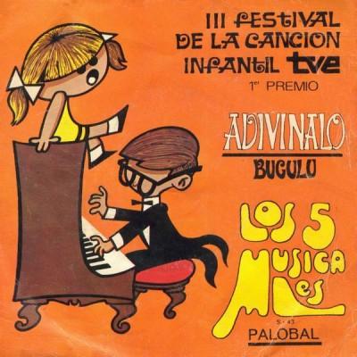 Adivinalo- Los 5 Musicales -Música July Murillo