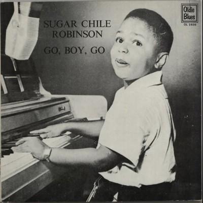 Sugar Chile Robinson