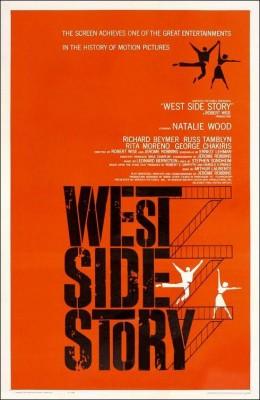 West_Side_Story -Música Leonard Bernstein ( 1961)