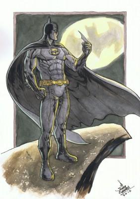 Batman de Javier Aranda