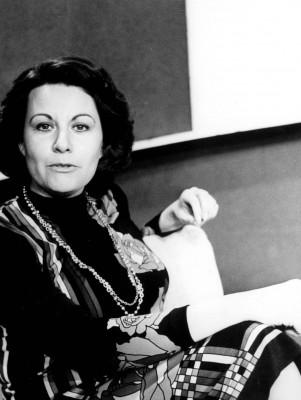 Periodista y Presentadora Blanca Álvarez