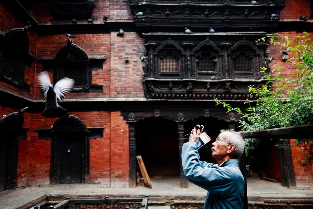 Nepal Victoriano Moreno