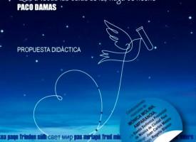 Paco Damas cantando a la Paz