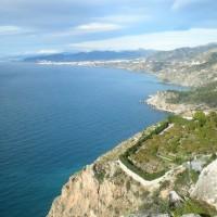 MÁLAGA – Playas de los Acantilados de Maro-Cerro Gordo