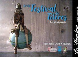 LA HERRADURA – Festival de Títeres