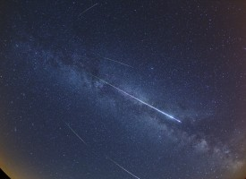 Esta noche podemos disfrutar de la astronomía en familia: Lluvia de estrellas Perseidas 2015