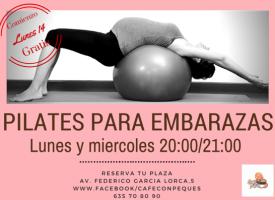 Pilates para embarazadas (15-16)