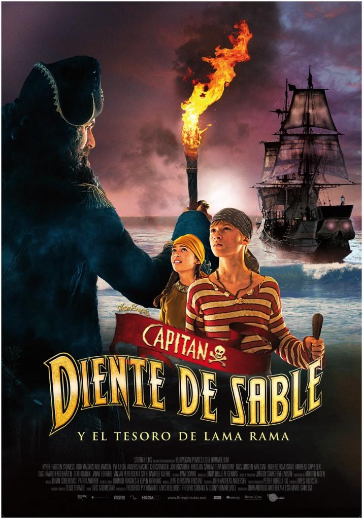 El-capitan-Diente-de-Sable-y-el-tesoro-de-Lama-Rama