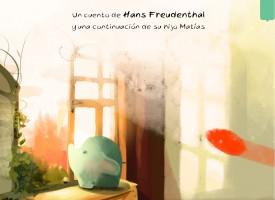 El viaje de Ofantito, la nueva aventura infantil de Esdrújula Ediciones