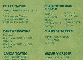 Taller «Psicomotricidad y Circo» (15-16)
