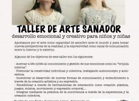 Arte sanador para niños y niñas (2015)