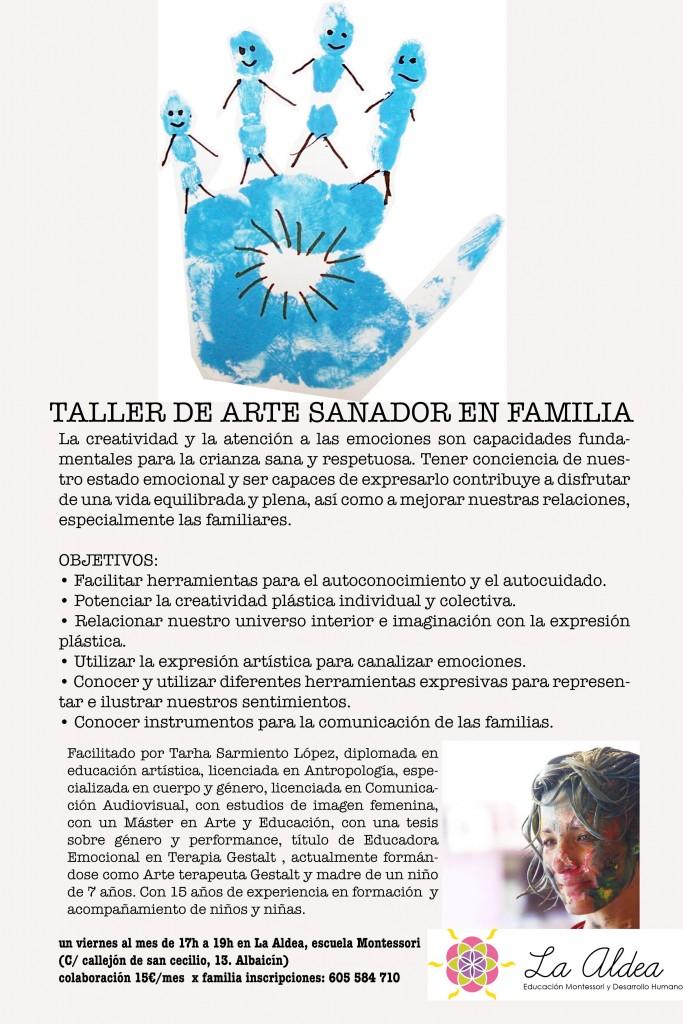 la aldea-arte sanador familias-1