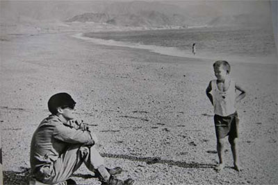 Lennon en Carboneras : Foto Archivo 20minutos