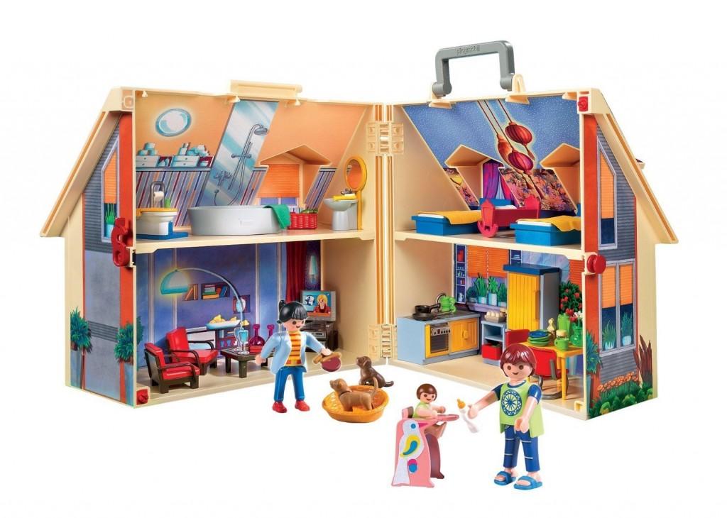 Sorteo Casa Maletin Playmobil