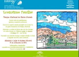 Jornadas de Ecoturismo Familiar en el Parque Nacional y Parque Natural Sierra Nevada