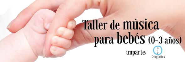 Taller bebes expositiva