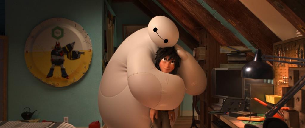 Big Hero (2014) Disney