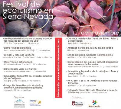 Actividades familiares en el Festival de Ecoturismo de Sierra Nevada @ Ermita Vieja, Sierra Nevada   España