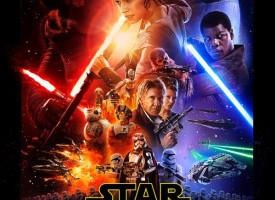 Star Wars (La guerra de las galaxias) Episodio VII: El despertar de la Fuerza