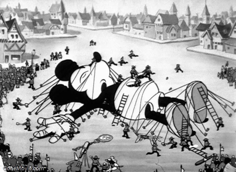 Gulliver Mickey ( 1934)