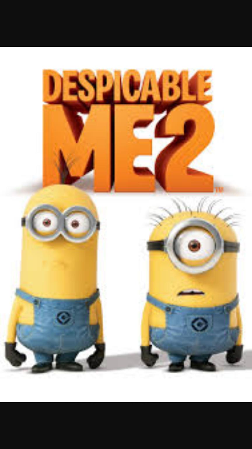 """Cine en inglés – """"Gru, mi villano favorito 2"""" (Despicable me 2 ..."""