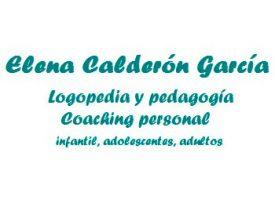 Elena Calderón. Consulta de logopedia y psicopedagogía