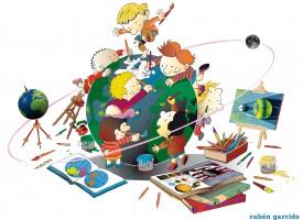 Pintando el mundo