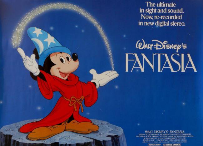 Fantasía. Disney ( 1940)